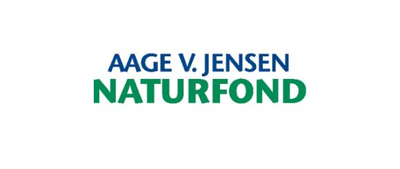 Aage V. Jensen Naturfond logo